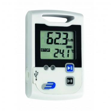 Log110 Temperature & Humidity Data Logger With Optional Software & Probes