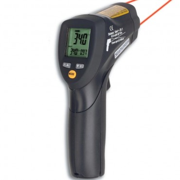 ScanTemp 485 Dual Laser Range -50°C to 800°C