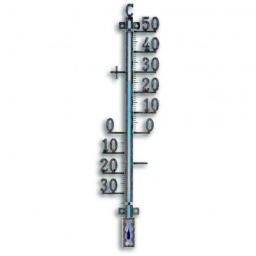 Outdoor Thermometer Copper 42cm