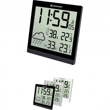Large Screen Wireless Weather Forecaster