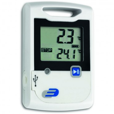 Log10 Temperature Data Logger With Optional Software