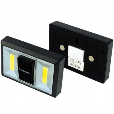 LED Light Switch (Battery Powered)