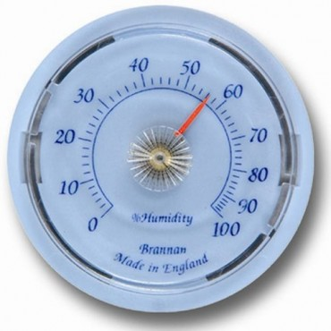 Dial Humidity Meter 65mm