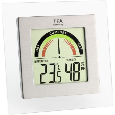 Colour Display Digital Thermo-Hygrometer
