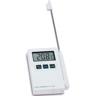 HACCP Professional Min/Max Thermometer 110mm Probe With 60cm Cable