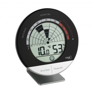 Mould Radar Digital Thermo-Hygrometer
