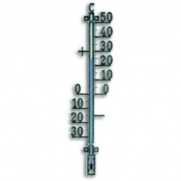 Outdoor Thermometer Tin 42cm