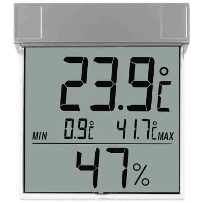 Vision Digital Window Thermo-Hygrometer