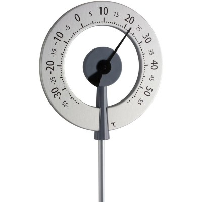 Big Lollipop Garden Thermometer 1.1m
