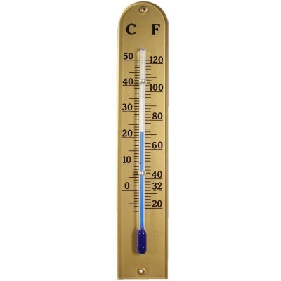 Screw On Replacement Thermometer 140 x 25mm