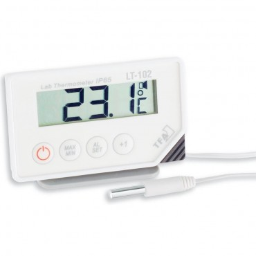 Digital Control Thermometer With 3m Cabled Probe