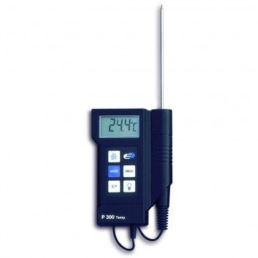 Professional Digital Thermometer With 120mm Probe And Hold Function