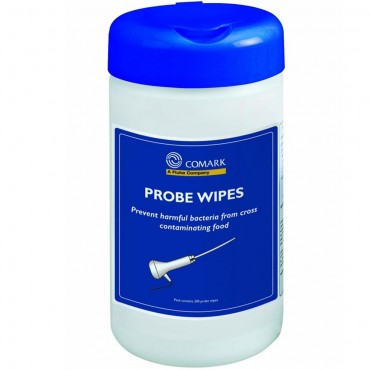 200 Anti-Bacterial Probe Wipes