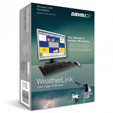 WeatherLink & Logger Software - Serial Version