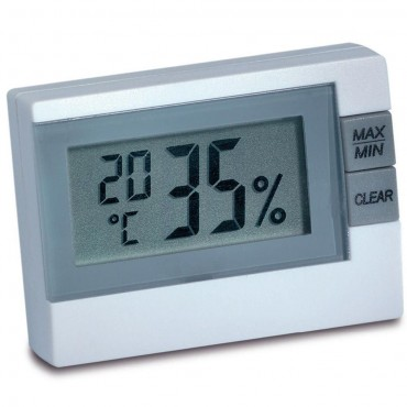 Digital Compact Min/Max Thermo-Hygrometer