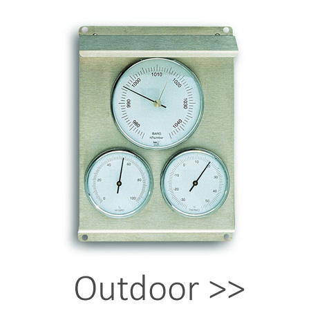 Outdoor Barometers